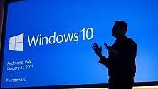 Windows 10 il 29 luglio Il debutto sarà graduale