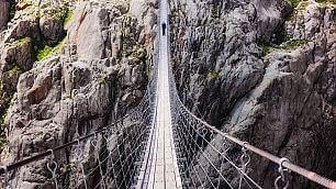 Sospesi nel vuoto con brivido scoprite i ponti delle meraviglie