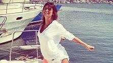 Sardegna e pancione la super vacanza di Eli