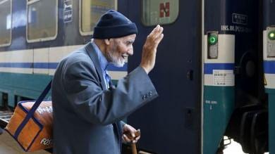 Il viaggio di nonno Abdel   fotoracconto   a 92 anni dalla Siria alla Germania