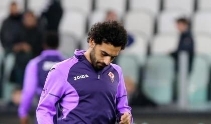 Fiorentina contro l'Inter  ''Merita retrocessione''