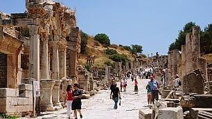 Efeso, Messico, Borgogna & co ecco i 27 nuovi siti Unesco   Foto