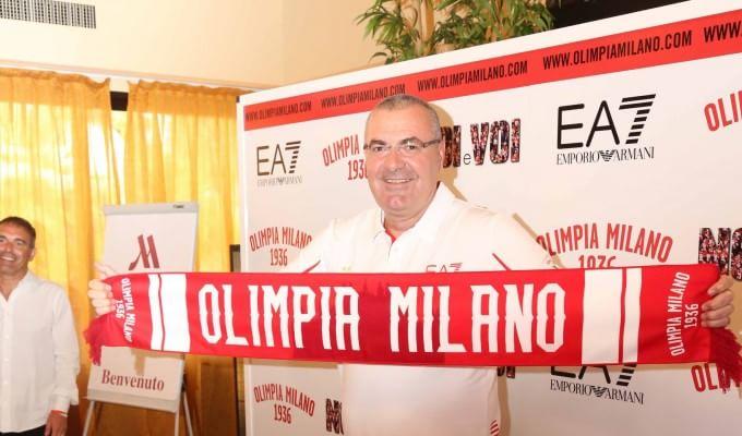 Milano, parte l'era di Repesa: ''Sarà l'anno del riscatto''