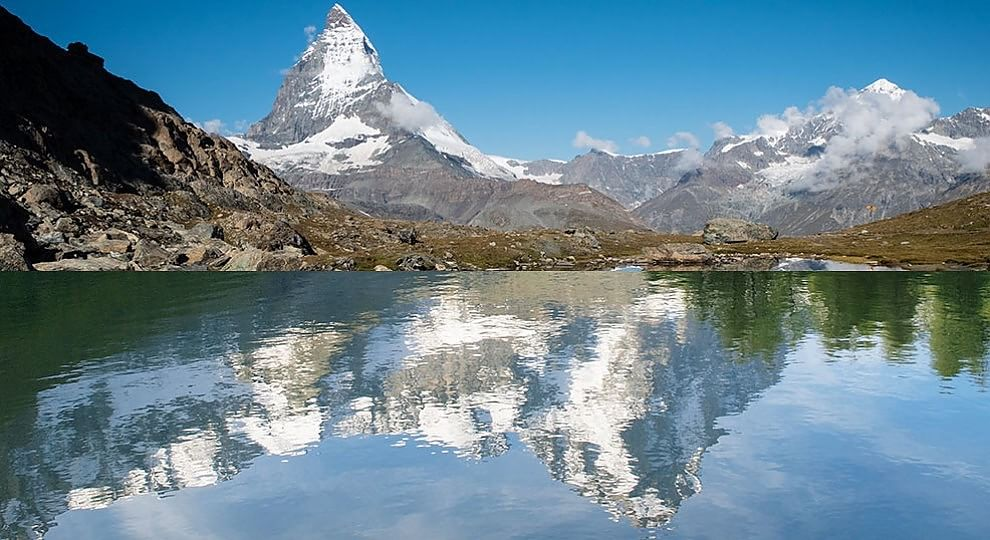 Svizzera-Italia, 150 anni fa la sfida al Cervino -   ft  1  /   2
