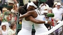 Serena batte la sorella  Avanti Murray e Federer