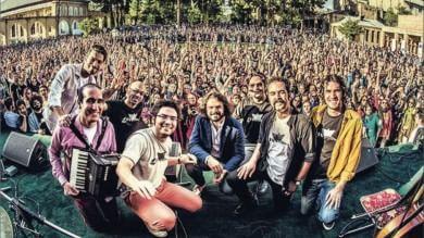 """Pallett Band, una musica senza strumenti """"Sfidiamo la censura di Teheran""""   Video"""