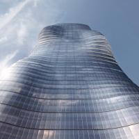 Le curve di Beyoncé diventano un grattacielo: ''Ghost'' ispira gli architetti australiani