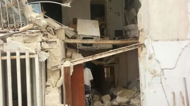 Taranto, crolla un palazzo per fuga di gas un morto e sei feriti in centro    foto