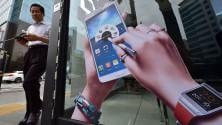 Samsung tradita dall'S6 settimo trimestre in calo