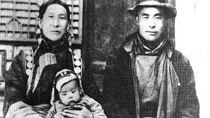 Dall'infanzia alla fuga in India    l'album privato del Dalai Lama