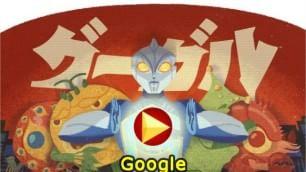Doodle interattivo per celebrare Eiji Tsuburaya, il papà di Godzilla