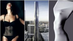 Le curve di Beyoncé ispirano gli australiani: ecco la Premier Tower