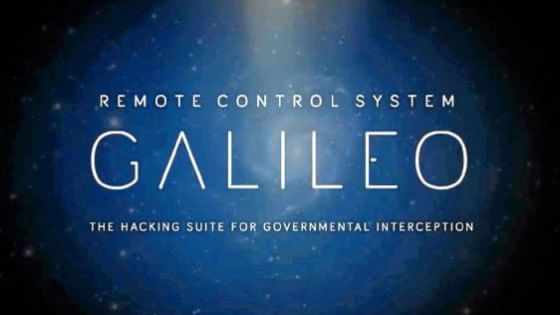 software spia galileo