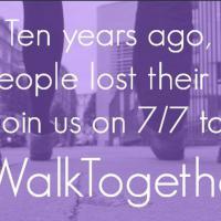 #WalkTogether: un hashtag dei pendolari per ricordare il decennale degli attentati di Londra