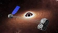 Buchi neri nascosti visti dal supertelescopio