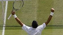Djokovic, paura passata  Anderson ko sul più bello Williams e Sharapova ok