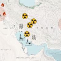 Nucleare Iran, la mappa del 'grande gioco' atomico in Medio Oriente