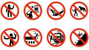 Troppi selfie estremi e la Russia dice ''Basta''