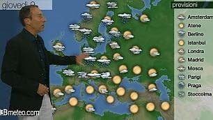 Il caldo concede una tregua le previsioni per domani