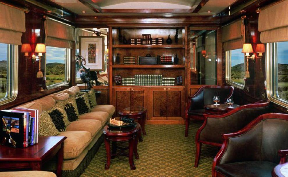 Viaggiare a 5 stelle: accomodatevi sui treni extra-lusso