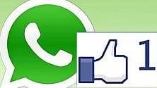 """WhatsApp come FB, è in arrivo il tasto """"Mi piace"""""""