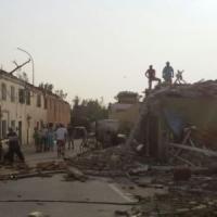 Meteo: tromba d'aria in Veneto, un morto e 15 feriti