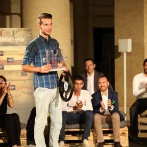 Innovation Game, la festa della finale: vince Helios, il volante anti colpi di sonno