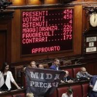 Ddl 'Buona scuola' è legge. Ma è caos nel Pd: solo 277 voti. A favore 4 verdiniani