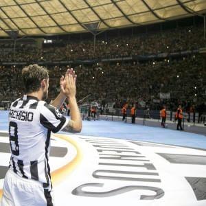 Juventus, la rivincita di Marchisio; da dandy a uomo immagine