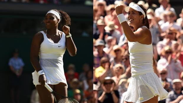 Wimbledon, i tifosi dicono Serena