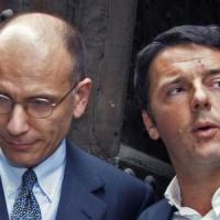 Governo, Letta a Renzi: