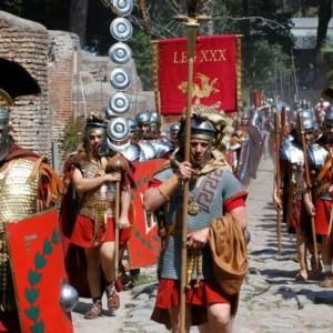 """""""Impero romano distrutto dai vulcani e non non dai barbari"""""""