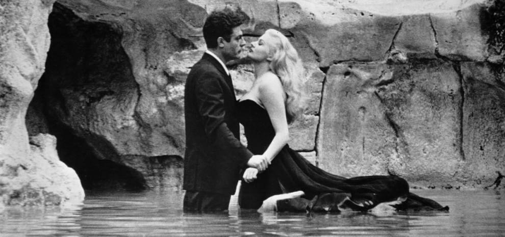 """""""La dolce vita"""" rivive nel remake autorizzato dagli eredi di Federico Fellini"""