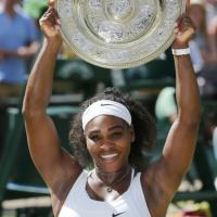 Tennis, trionfo Williams: Serena regina di Wimbledon