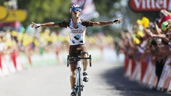 Tour de France, Vuillermoz doma il 'muro'. Froome resta in giallo, da Nibali segnali preoccupanti