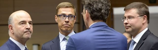 Eurogruppo vuole riforme entro sette giorni