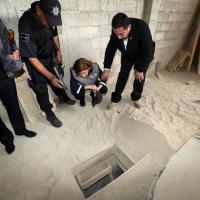 Messico, evasione del narcoboss: il tunnel della fuga