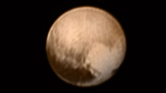 New Horizons, tutto pronto per il grande abbraccio con Plutone