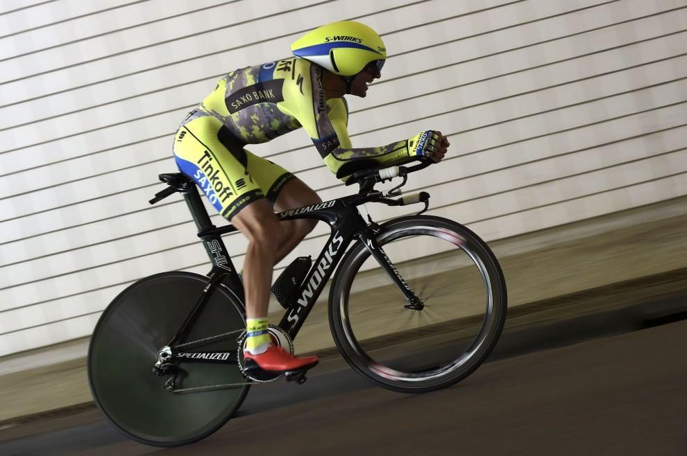 Ciclismo: Basso, due vittorie al Giro e due volte sul podio al Tour