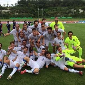 Universiadi, oro all'Italia dopo 18 anni: Corea battuta 3-0