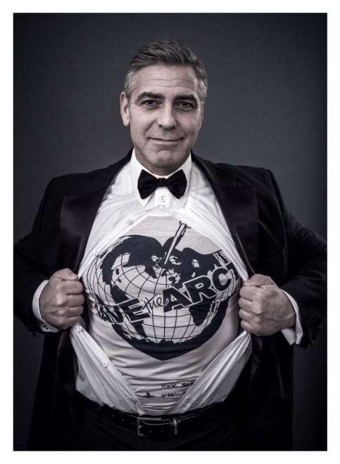 Da George Clooney a Pamela Anderson: 60 star con Greenpeace per salvare l'Artico