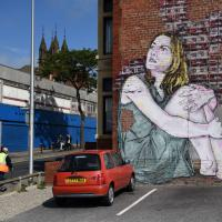 Gb, una galleria a cielo aperto: la street art colora Blackpool