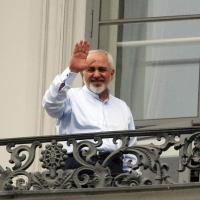 Iran, le pause in balcone dei leader della trattativa