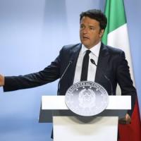 Ue, Renzi punta sulla legge di stabilità: