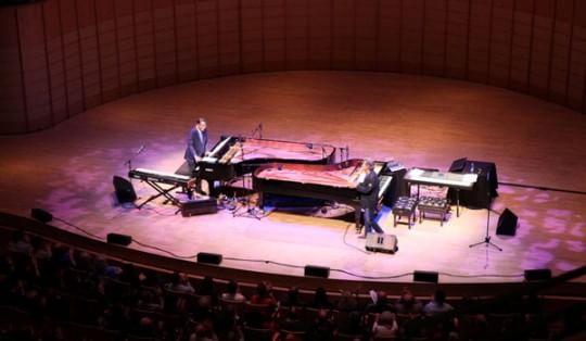 Umbria Jazz 2015, Corea&Hancock, due colossi del pianoforte