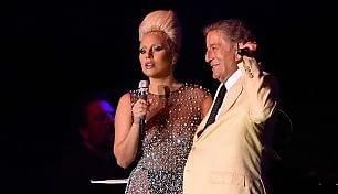 Il duo che non t'aspetti: Tony Bennett e Lady Gaga