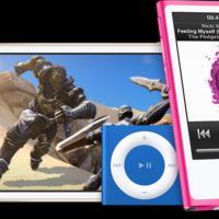iPod Touch, Apple rinnova la gamma: più potenza e nuova fotocamera