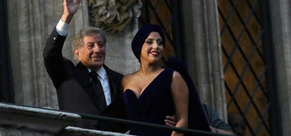"Umbria Jazz 2015, Lady Gaga e Tony Bennett si ""prendono"" Umbria Jazz"