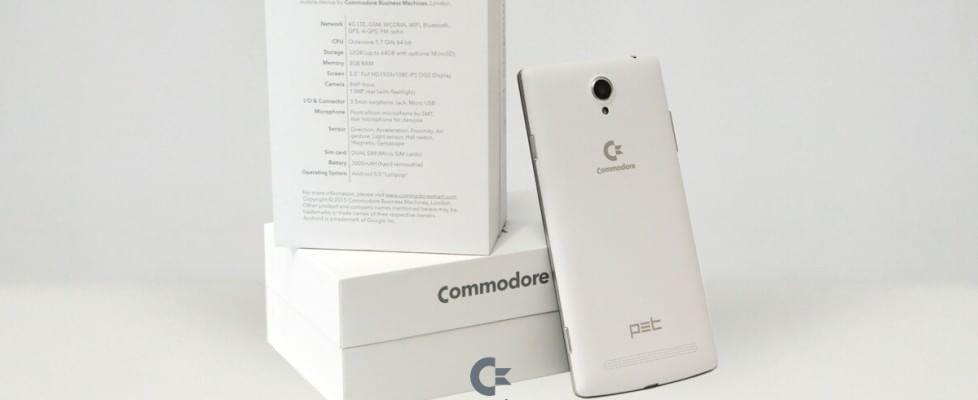 La seconda vita del Commodore, in uno smartphone
