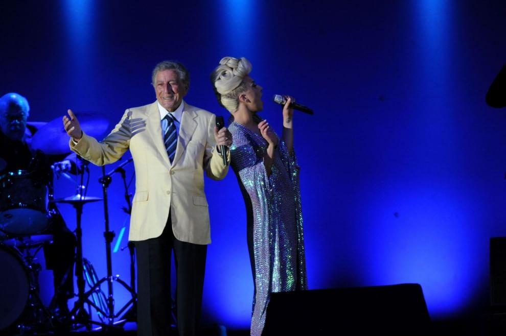 Umbria Jazz 2015, Lady Gaga-Tony Bennett, la strana coppia in concerto a Perugia